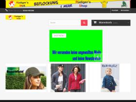 ruedigers-shop.de