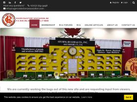 rugercollectorsassociation.com