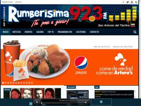 rumberisima923.com.ve