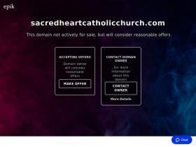 sacredheartcatholicchurch.com