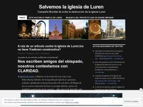 salvemoslaiglesiadeluren.wordpress.com