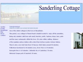 sanderlingcottage.co.uk