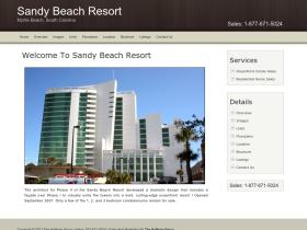 sandy-beach-resort.com