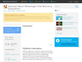 sanmaxi-yahoo-messenger-chat-recovery-ev.software.informer.com