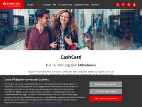 santander-cashcard.at