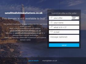 satellitedishinstallations.co.uk