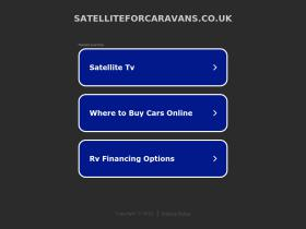 satelliteforcaravans.co.uk