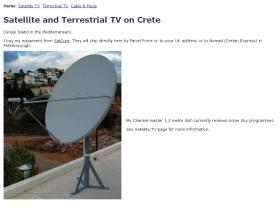 satellitetvincrete.com