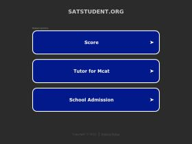 satstudent.org
