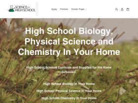 scienceforhighschool.com