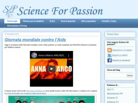 scienceforpassion.com