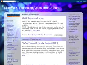 sciencetechnologyjobsandcareers.blogspot.com