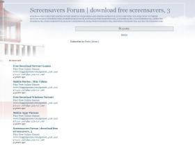 screensaversforum.blogspot.com