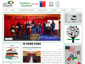 scuolaitalianadiconcepcion.cl