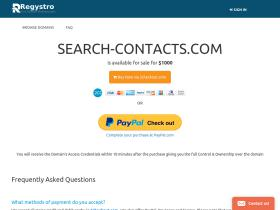 search-contacts.com