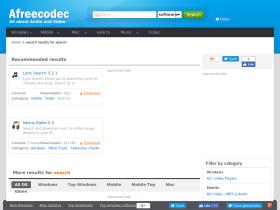 search.afreecodec.com