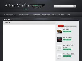 search.astonmartinguru.com