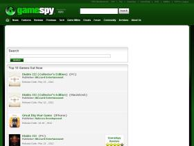search.gamespy.com