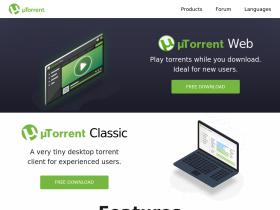 search.utorrent.com