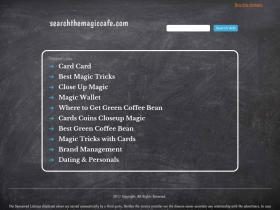 searchthemagiccafe.com