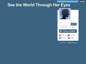see-the-world-through-her-eyes.tumblr.com