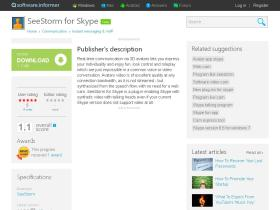 seestorm-for-skype.software.informer.com