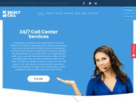select-answering-service.com