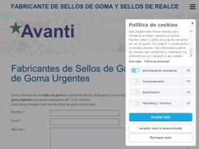 sellosdegomaavanti.com.mx