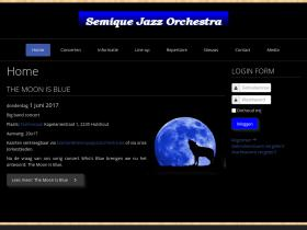 semiquejazzorchestra.be