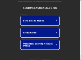 sendmecashback.co.uk