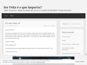 serfelizeoqueimporta.wordpress.com