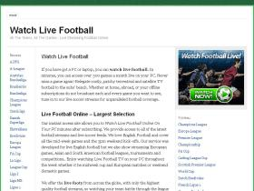 seriousfootball.tv