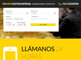 serviciodetransfer.cl