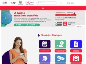 serviciosdetransito.com