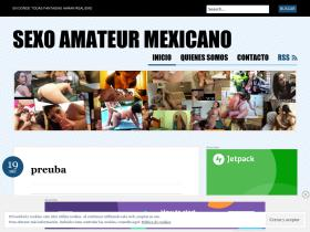 sexoamateurmexicano.wordpress.com