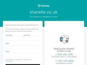 shanelle.co.uk