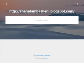 sharadambasheni.blogspot.in