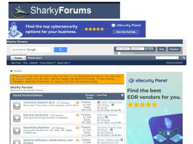 sharkyforums.com
