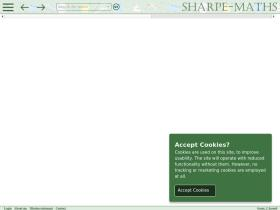 sharpe-maths.co.uk