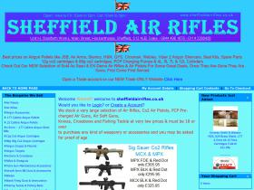 sheffieldairrifles.co.uk