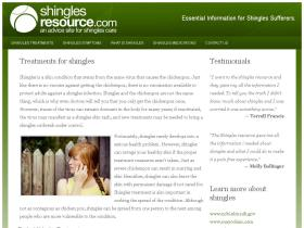 shinglesresource.com