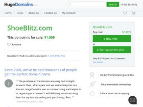 shoeblitz.com