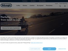 shop.delonghi.co.nz