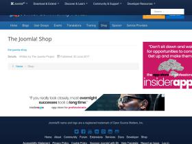 shop.joomla.org