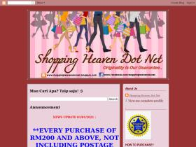 shoppingheavendotnet.blogspot.com