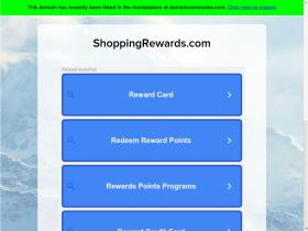 shoppingrewards.com