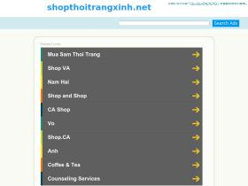 shopthoitrangxinh.net