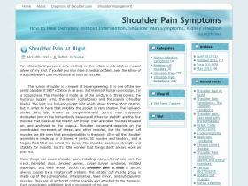 shoulderpainsymptoms.net