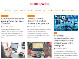 shoulweb.be