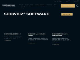 showbizsoftware.com